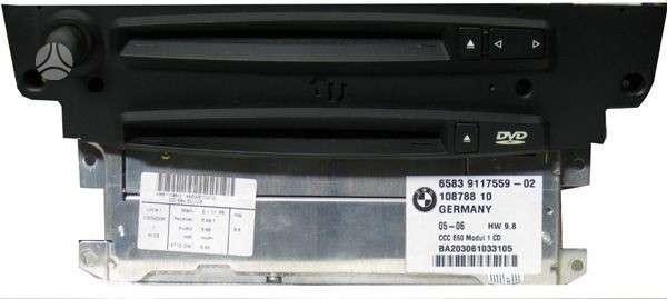BMW 5 serija. Parduodame bmw ccc navigacijos blokus kaina 290