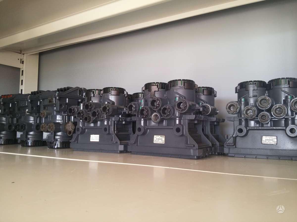 Scania EBS stabdziu kranai12men garanti, vilkikai