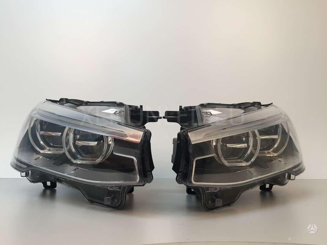 BMW X3. Bmw x3 f25 face lift 2014- full led žibintai gamintojas: