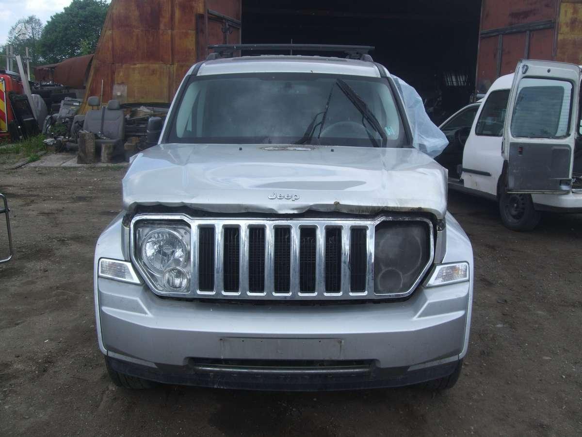 Jeep Cherokee dalimis