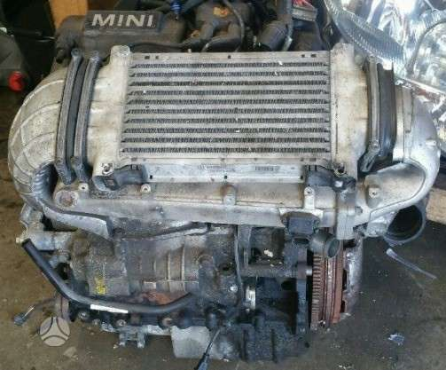 Mini Cooper S. Motoras.lt +37066686663 +37066686662 +