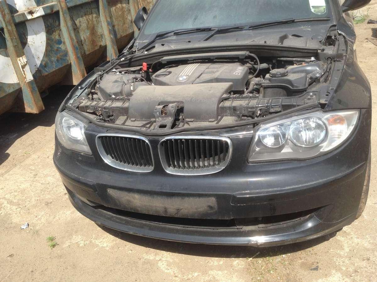 BMW 118. Bmw 118 2011 m variklis n47d20c, 105 kw, lieti ratai,