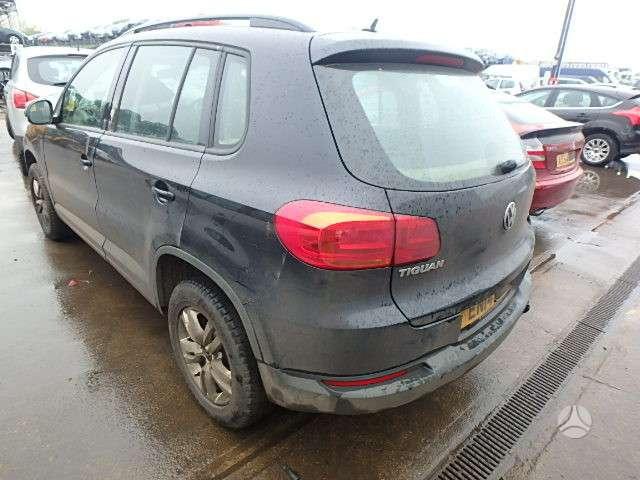 Volkswagen Tiguan dalimis