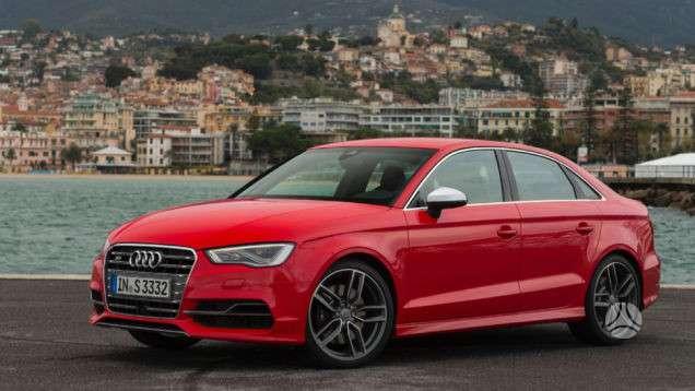 Audi S3 dalimis. !!!! naujos originalios dalys !!!! !!! новые ор