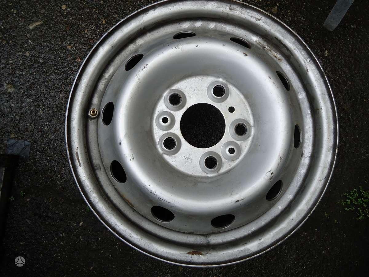 Fiat, plieniniai štampuoti, R15