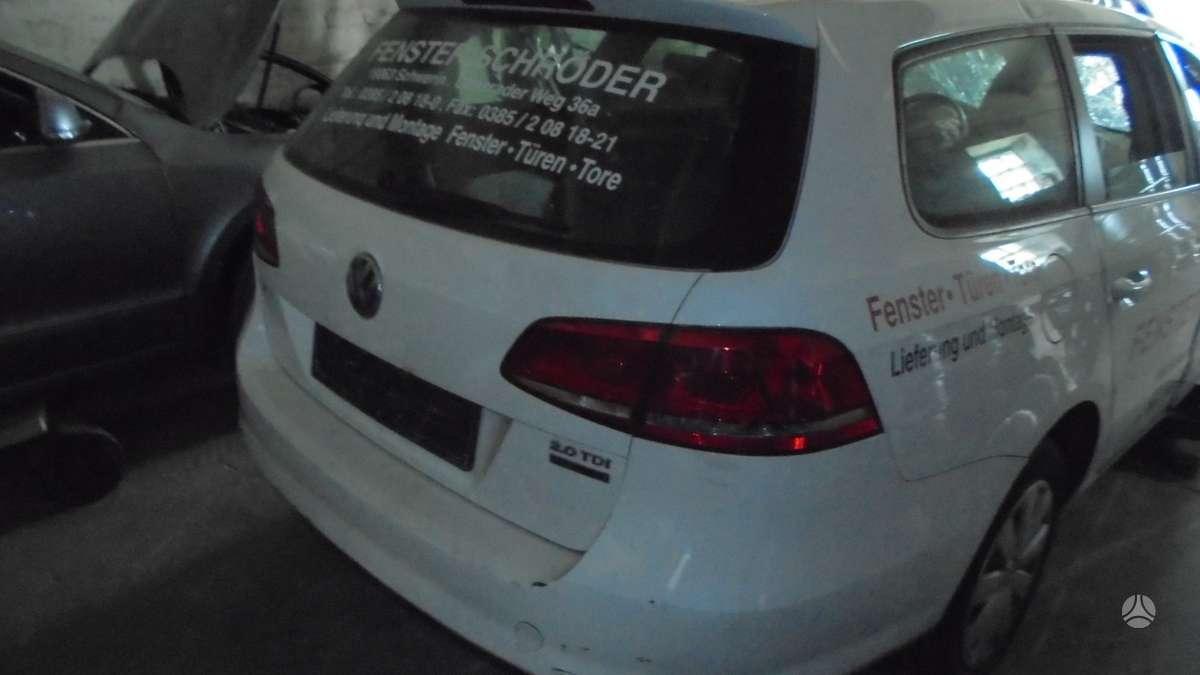Volkswagen Passat dalimis. R-line,     kapotas  r.sparnas ok,