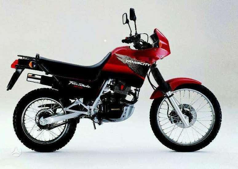 Honda -kita-, enduro / adventure