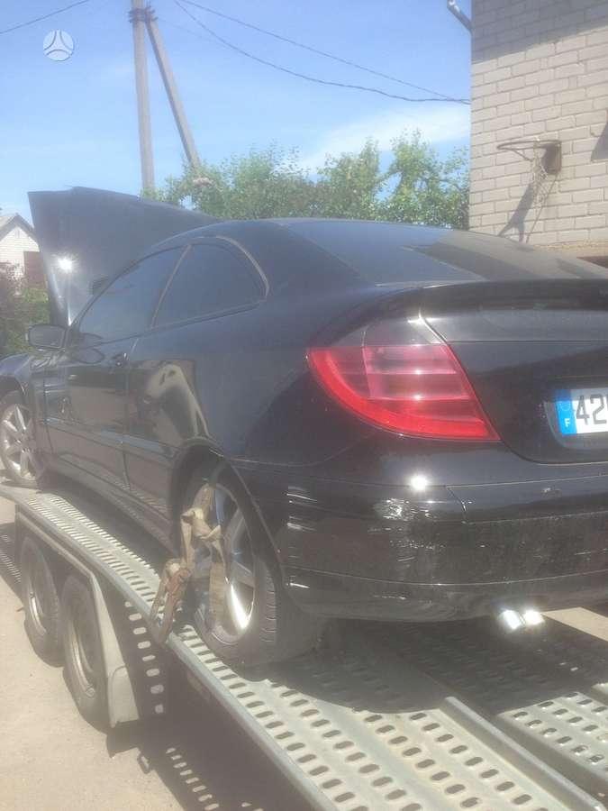 Mercedes-Benz C klasė. Europa.