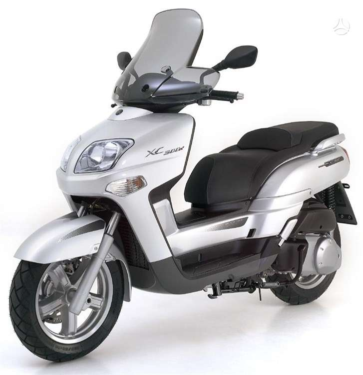 Yamaha Versity 300, motoroleriai / mopedai
