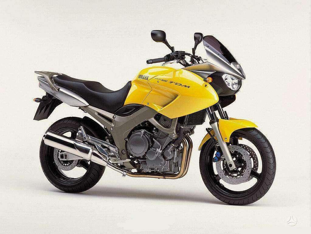 Yamaha TDM, enduro / adventure