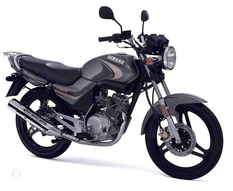 Yamaha YBR, street / klasikiniai