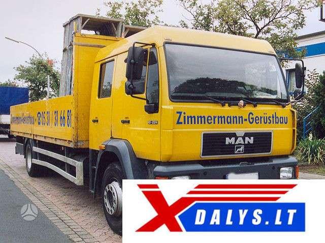 MAN L70, sunkvežimiai