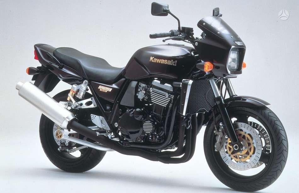 Kawasaki ZRX, sportiniai / superbikes