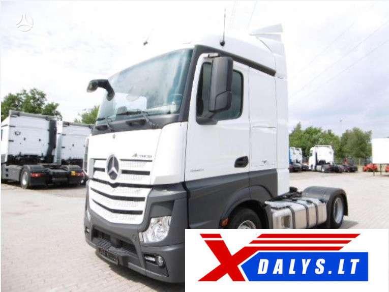 Mega Actros, sunkvežimiai