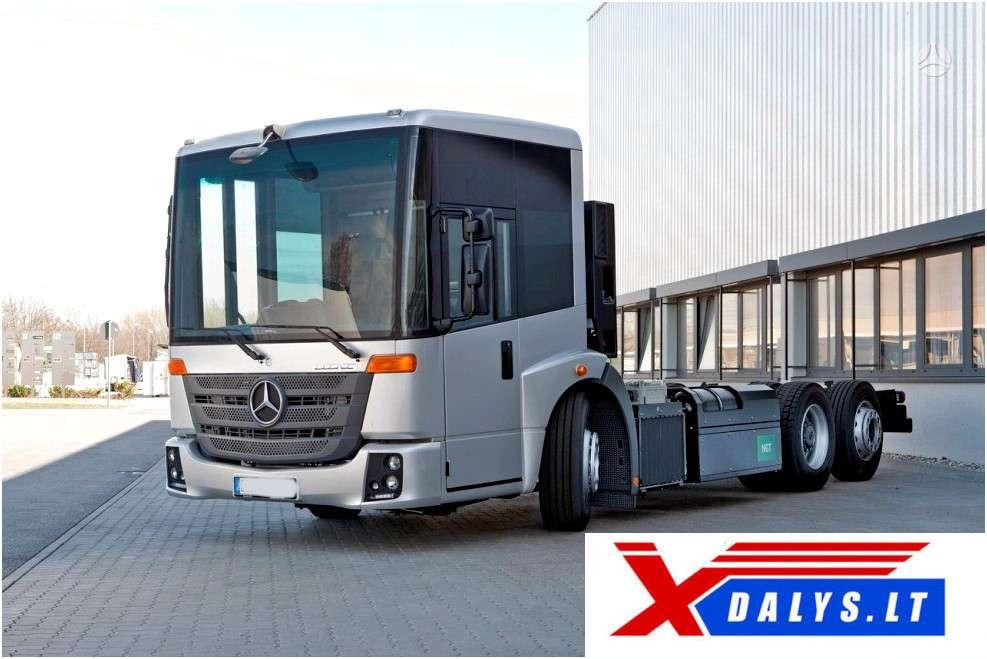 Mercedes-Benz Econic, sunkvežimiai
