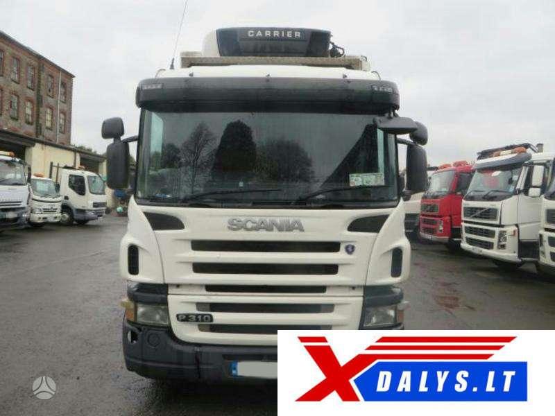 Scania P 310, sunkvežimiai
