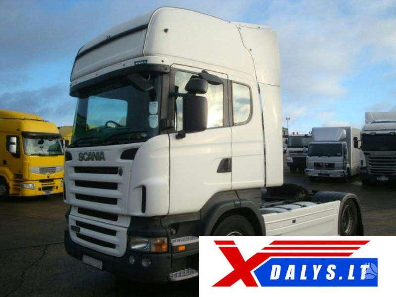 Scania R 480, sunkvežimiai