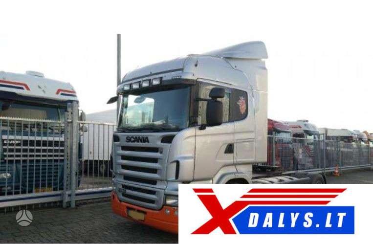 Scania R380, vilkikai