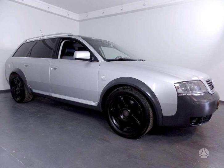 Audi A6 ALLROAD. Europine dalimis is olandijos ,kablys xenonai,
