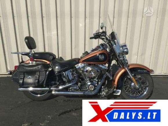 Harley-Davidson FLSTC, Čioperiai / kruizeriai / custom