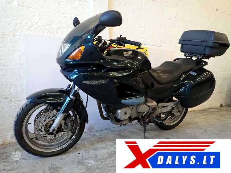 Honda Deauville, touring / sport touring / kelioniniai