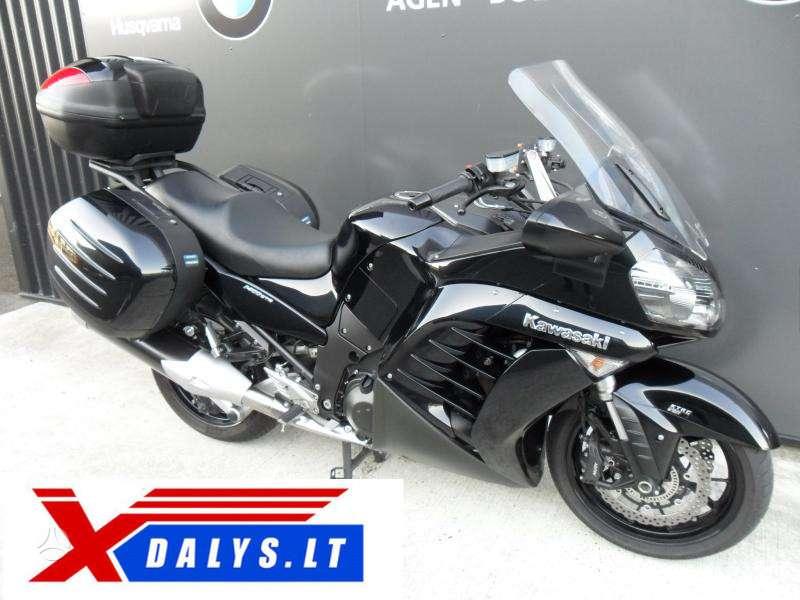 Kawasaki GTR, touring / sport touring / kelioniniai