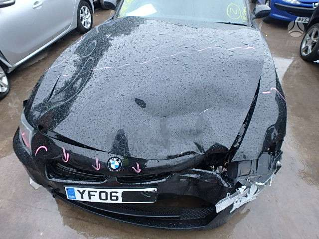 BMW Z4 dalimis. 3.0si,n52b30a  rida 30.000mil.