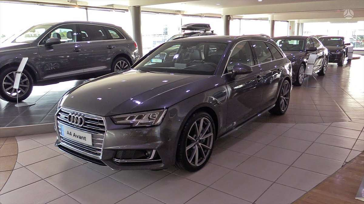 Audi A4. !!!! tik naujos originalios dalys !!!!  !!! naujos