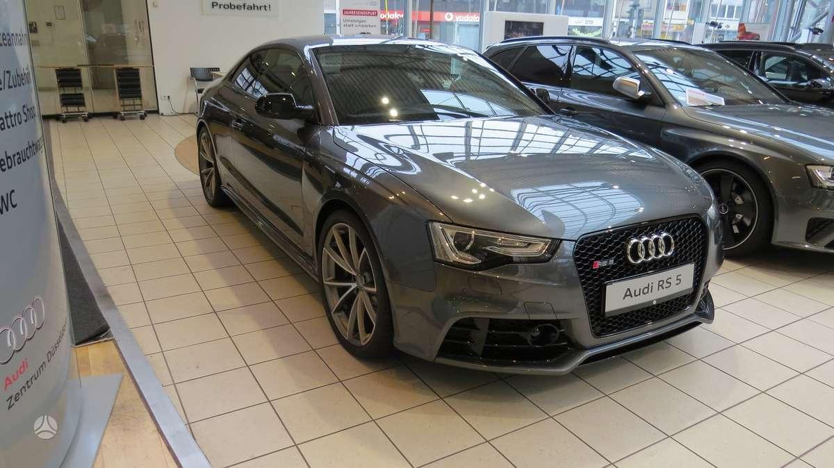 Audi RS5. !!!! tik naujos originalios dalys !!!!  !!! naujos