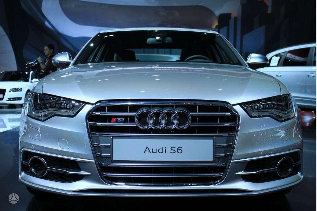 Audi S6. !!!! tik naujos originalios dalys !!!!  !!! naujos