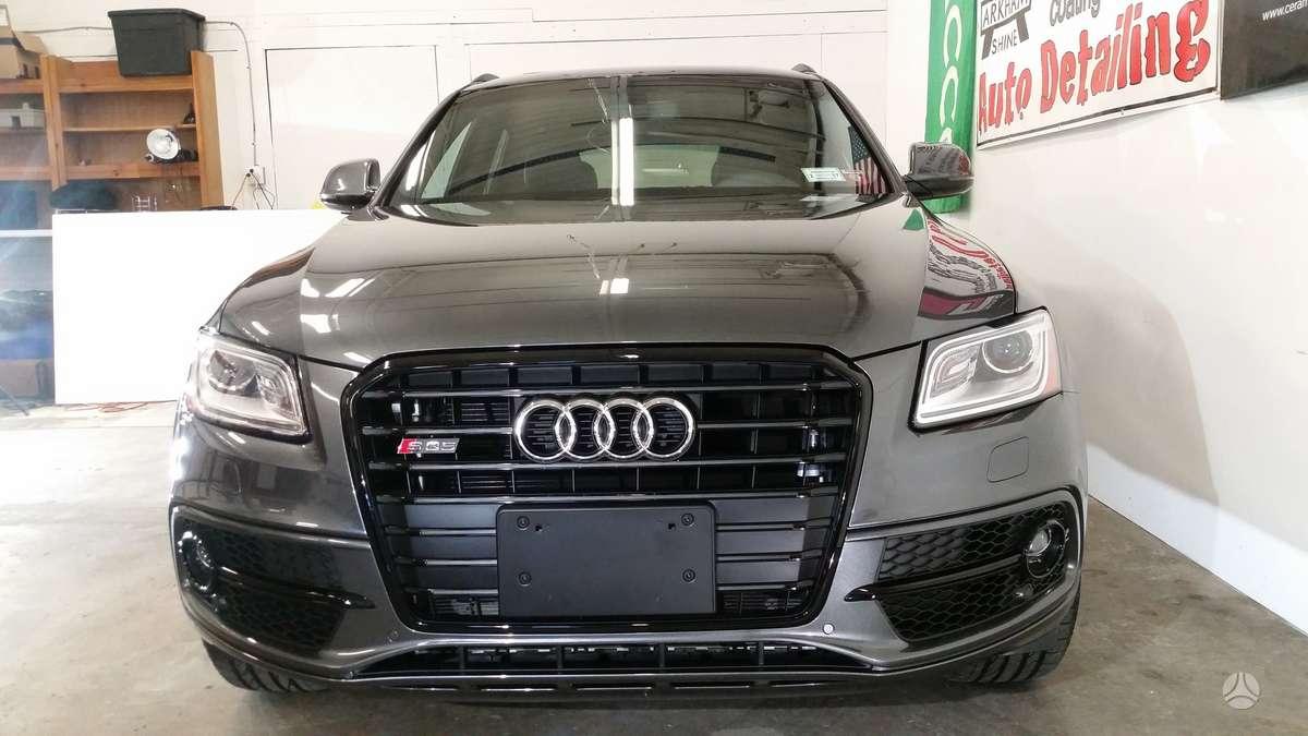 Audi SQ5. !!!! naujos originalios dalys !!!! !!! новые оригиналь