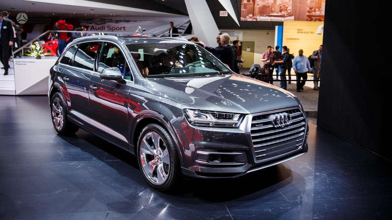 Audi Q7. !!!! tik naujos originalios dalys !!!!  !!! naujos