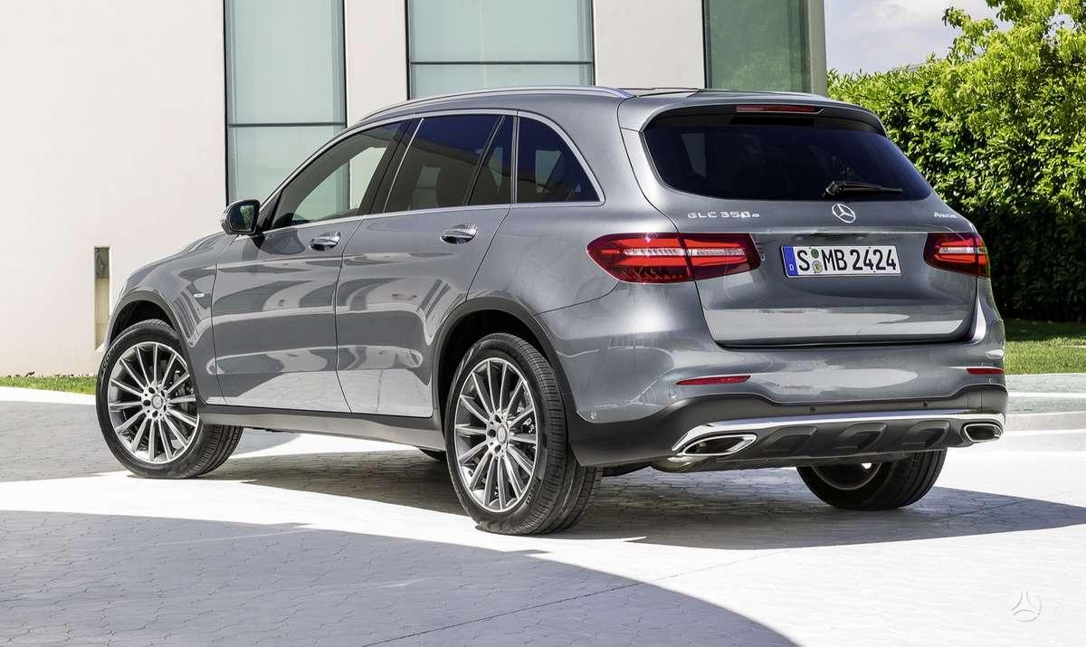 Mercedes-Benz GLC klasė. !!!! naujos originalios dalys !!!! !!!