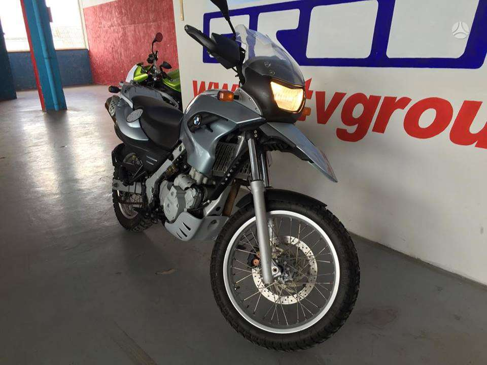BMW F 650, enduro / adventure