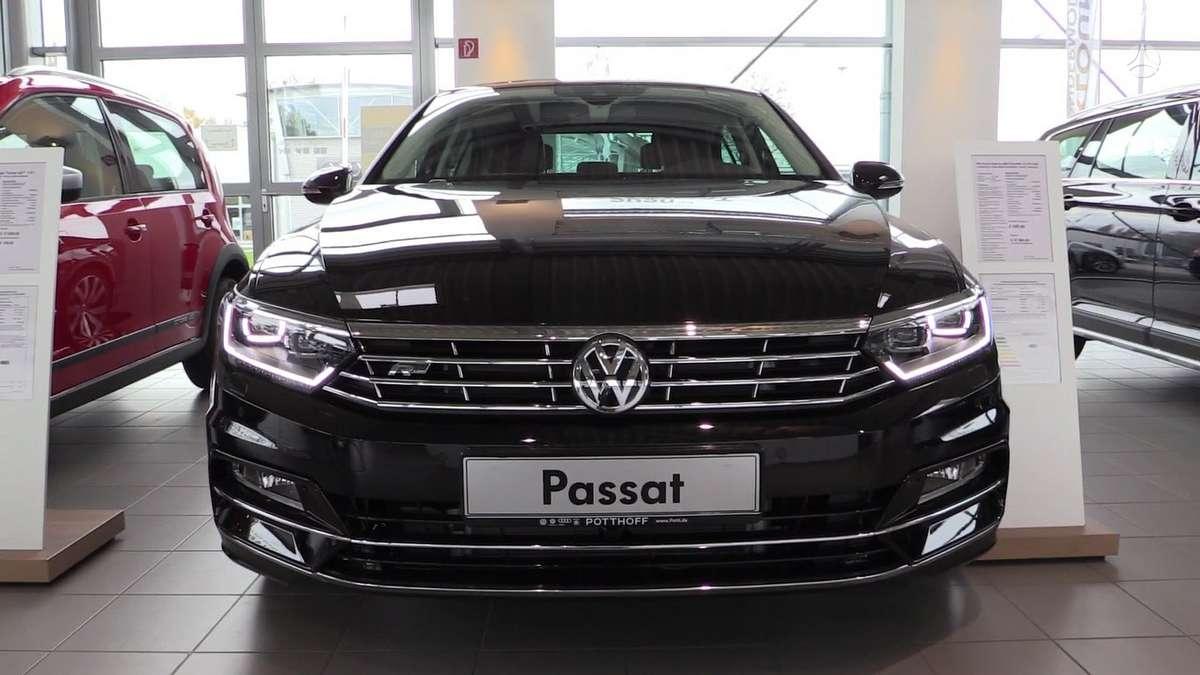 Volkswagen Passat. !!!! tik naujos originalios dalys !!!!  !!!