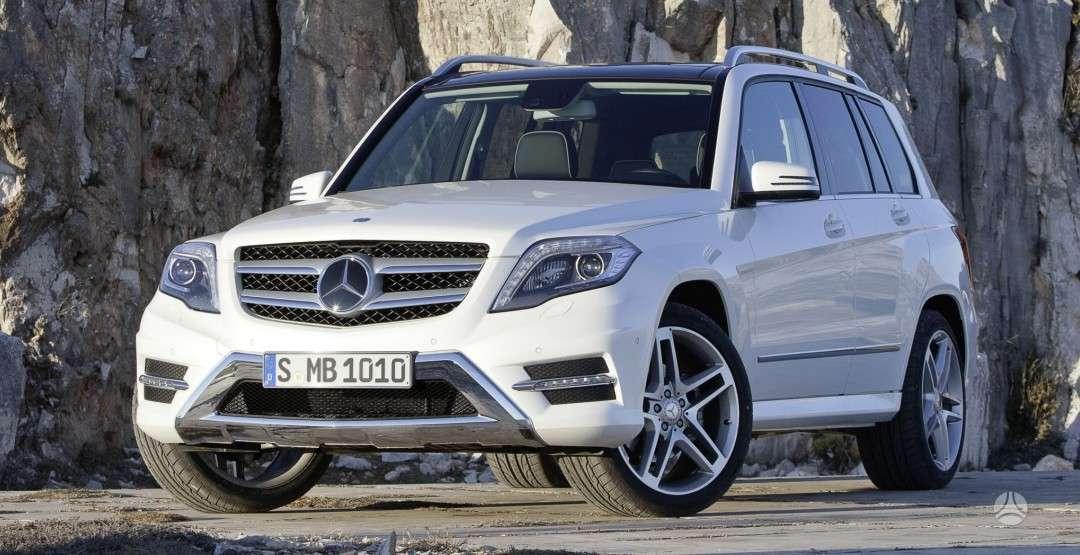 Mercedes-Benz GLK klasė. !!!! naujos originalios dalys !!!! !!!