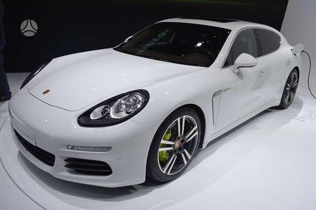 Porsche Panamera. !!!! tik naujos originalios dalys !!!!  !!!