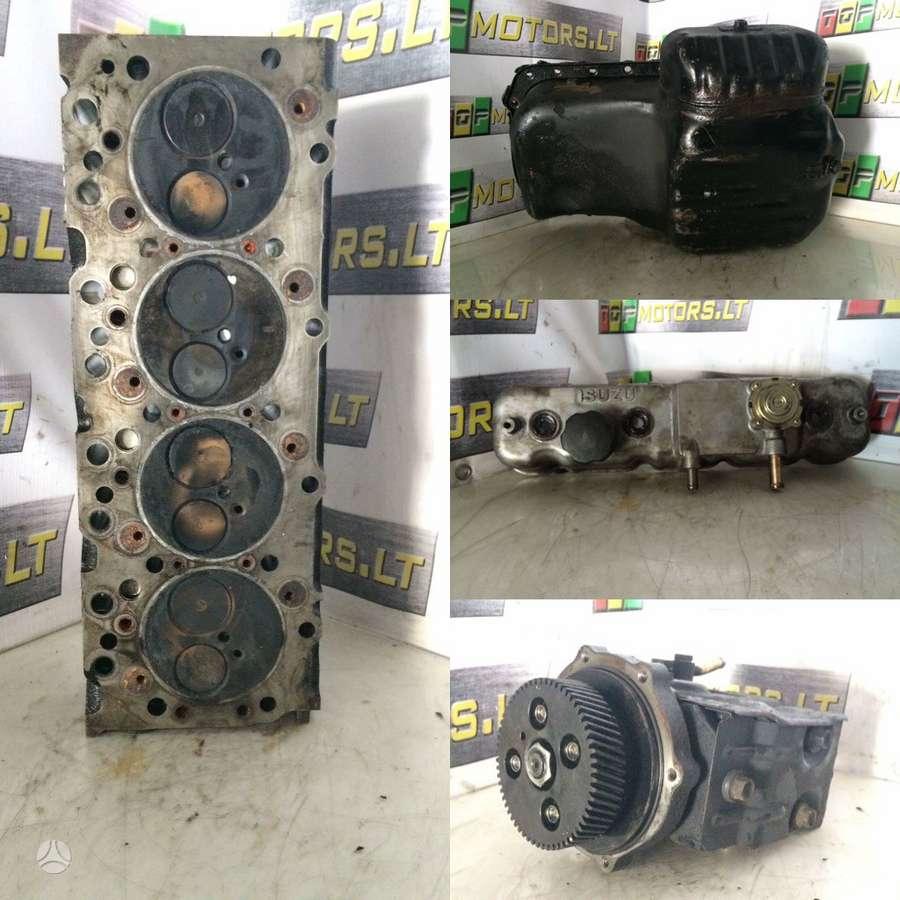 Isuzu D-Max. Motoras.lt +37066686663 +37066686662 +