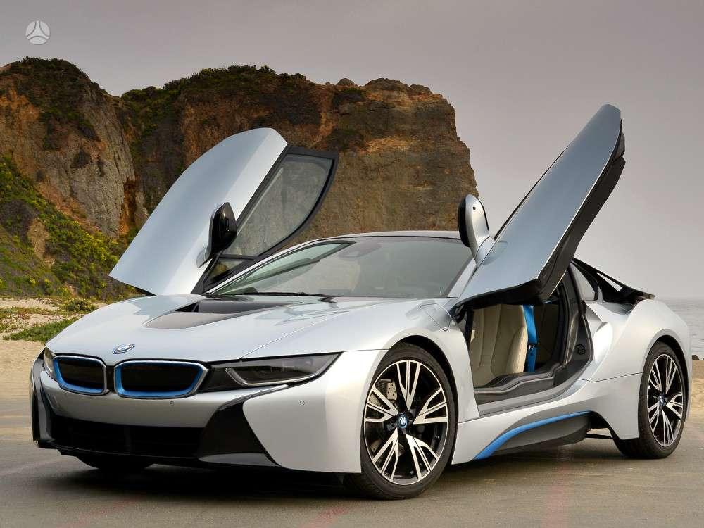 BMW i8. !!!! tik naujos originalios dalys !!!!  !!! naujos
