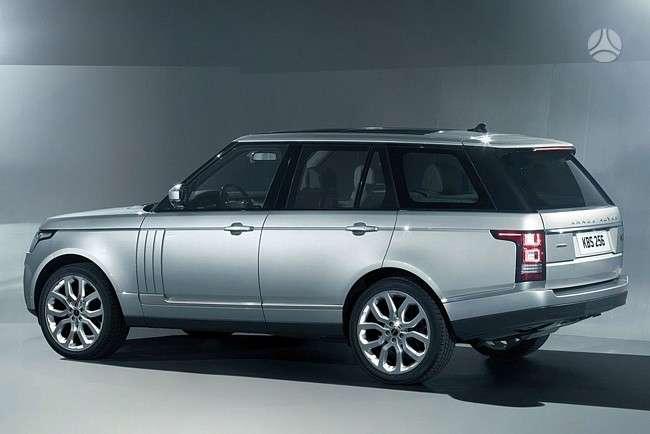 Land Rover Range Rover. !!!! naujos originalios dalys !!!! !!! н