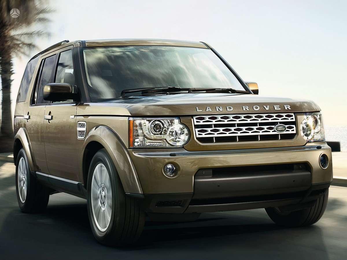 Land Rover Discovery. !!!! tik naujos originalios dalys !!!!