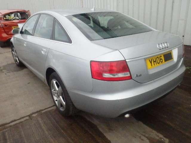 Audi A6. Variklio kodas bre