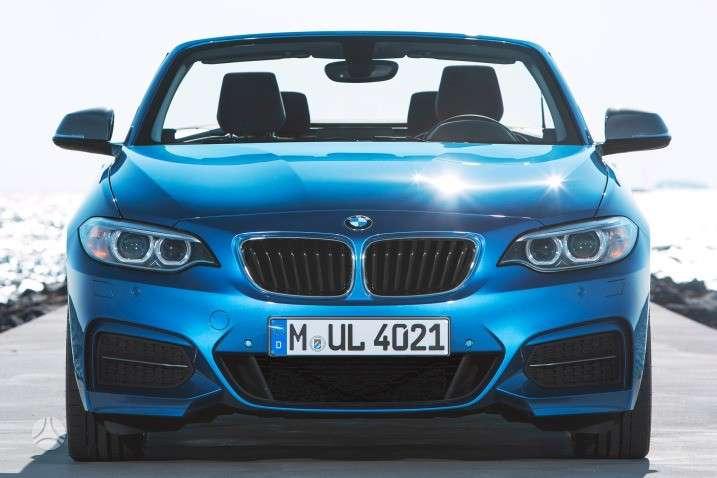 BMW 2 serija. !!!! tik naujos originalios dalys !!!!  !!!