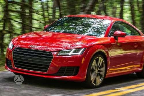 Audi TT. !!!! tik naujos originalios dalys !!!!  !!! naujos
