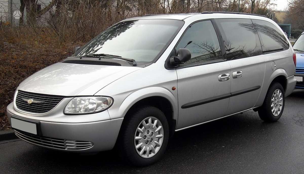 Chrysler Voyager, 2.8 l., vienatūris