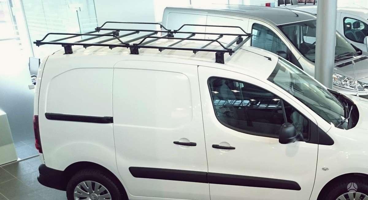 Stogo bagažinė Renault Kangoo 154x125