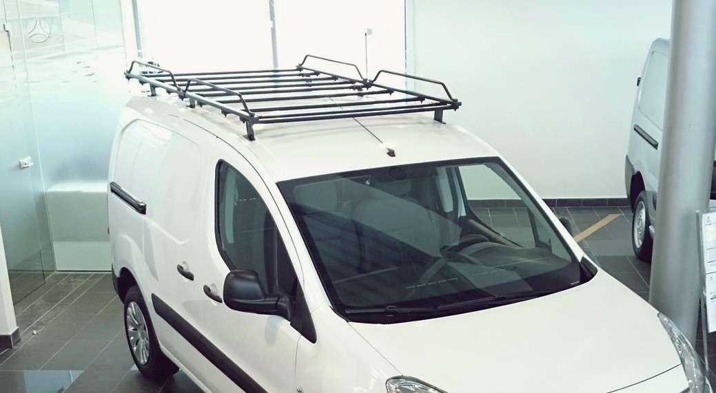 Stogo bagažinė Opel Combo D Cargo
