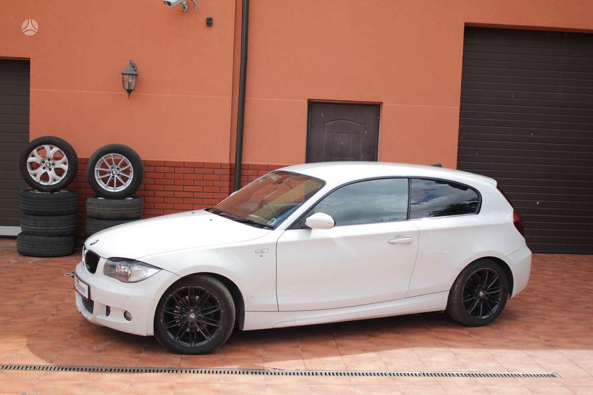 BMW 118 dalimis. Bmw 118-120d 2004-2007m. dalimis bmw 116i