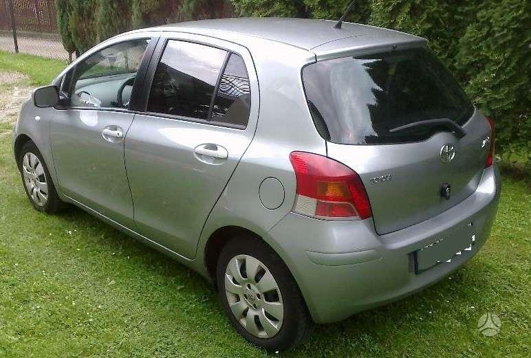 Toyota Yaris dalimis. 1.4 d4d, europa , dalimis