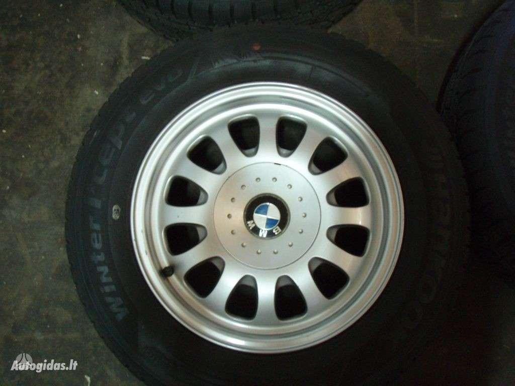 BMW, lengvojo lydinio, R15